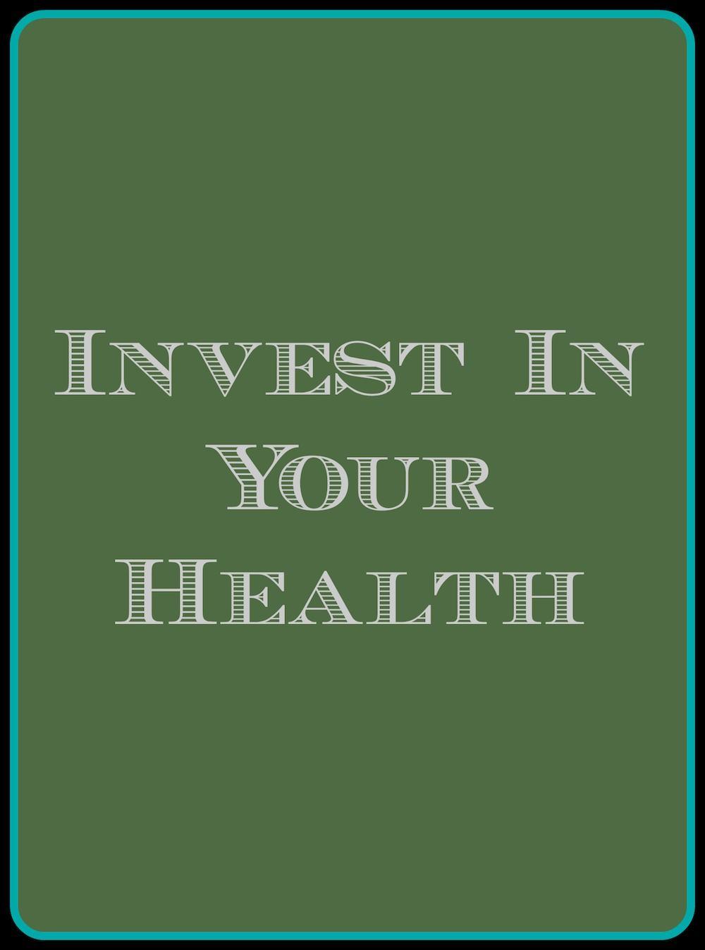 investing in your vegan diet