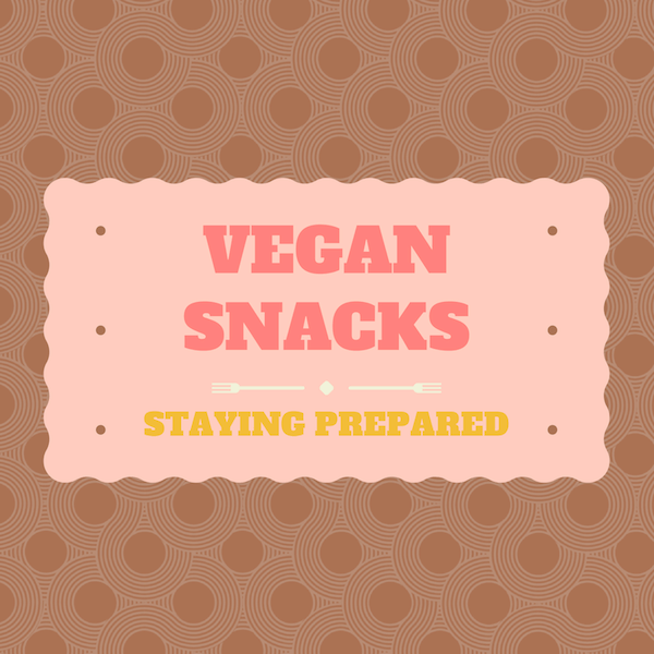 vegan snacks