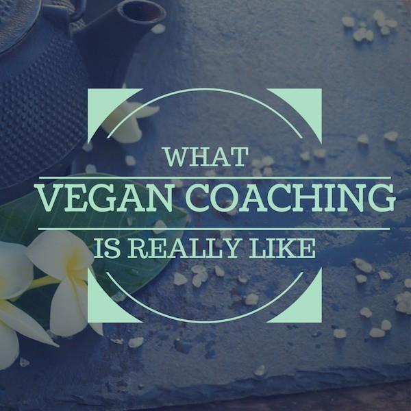 vegan coaching
