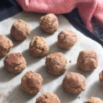 veggie beanballs