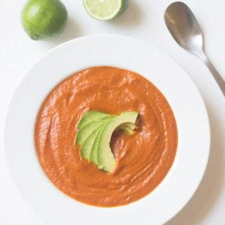 Simple Tomato Bisque