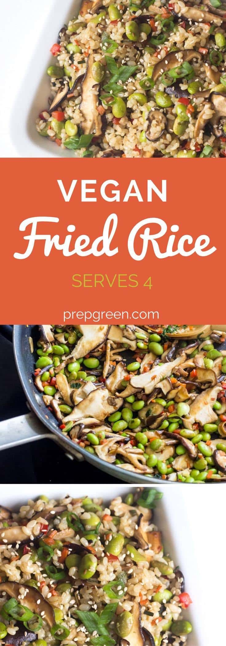 vegan fried rice pin