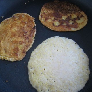 Light and Crispy Corn Pancakes – Sweet or Savory