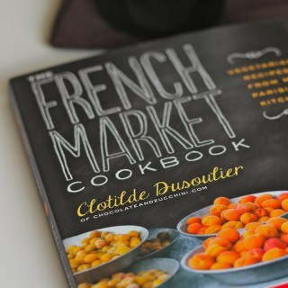 Book Review: The French Market Cookbook