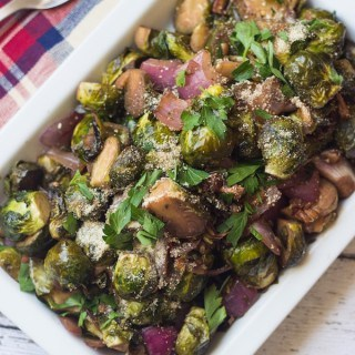 Balsamic Brussels Sprouts Recipe
