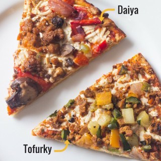 Vegan Sausage Pizza Showdown