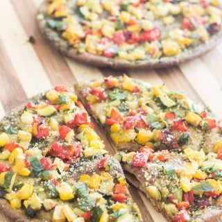 Vegan Meals In Minutes: Pizza