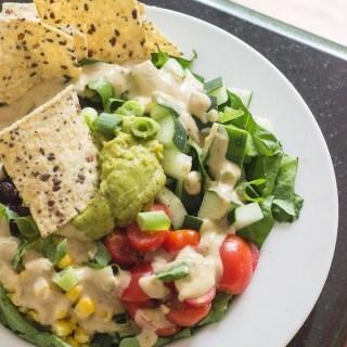 Vegan Meals in Minutes: Salads
