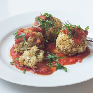 Quinoa Vegan Meatballs